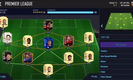 Formations FIFA 21 : les 7 meilleurs réglages pour votre équipe finale