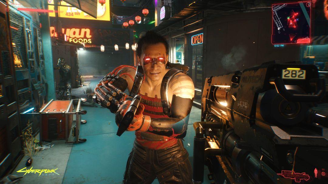 La mise à jour de la prochaine génération de Cyberpunk 2077 ne sera pas disponible avant fin 2021