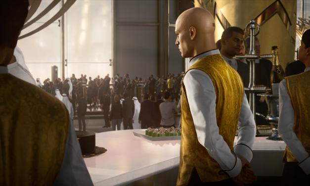 Mise à jour du système de ray tracing de Hitman 3 pour les séries Xbox X et S