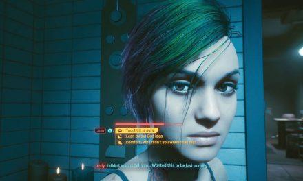 CD Projekt Red répond aux options de romance découvertes dans Cyberpunk 2077