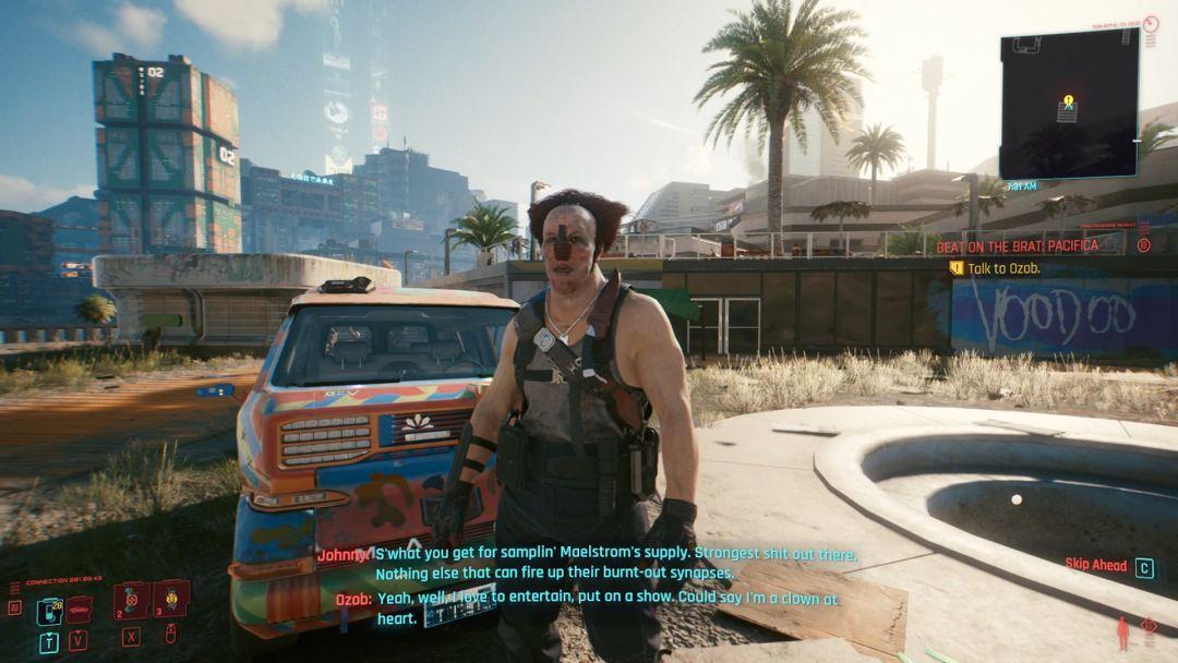 """Attendez-vous à ce que le Cyberpunk 2077 DLC soit """"gratuit"""" début 2021"""