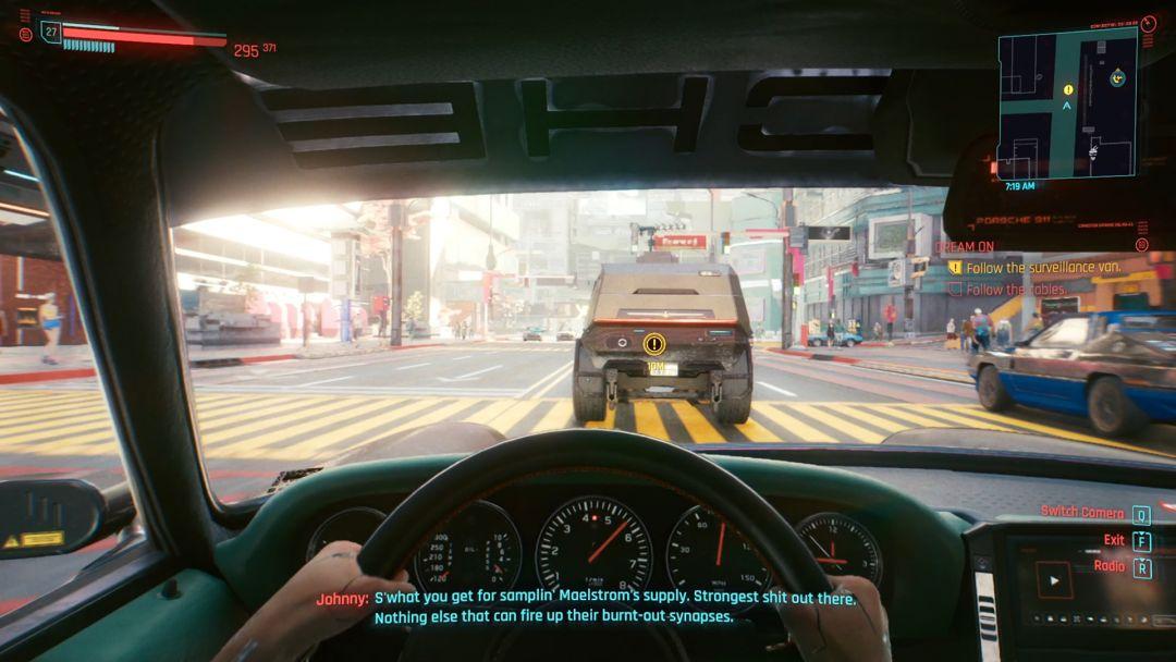 Vous vous demandez comment garder des voitures dans Cyberpunk 2077 et sauver un véhicule dans votre garage ? Voici le truc