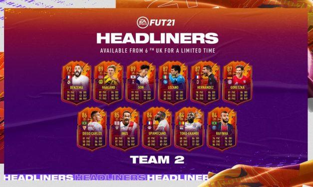 Guide des têtes d'affiche de FIFA 21 : de grands coups de pouce pour Son, Haaland et Benzema