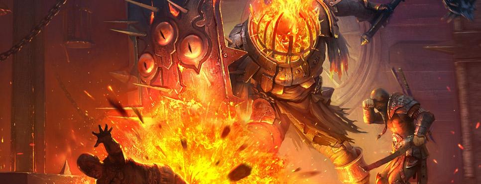 Comment battre le chevalier de feu ?