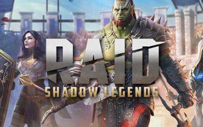 Raid Shadow Legends : Raid-Digest du 11/06/2021