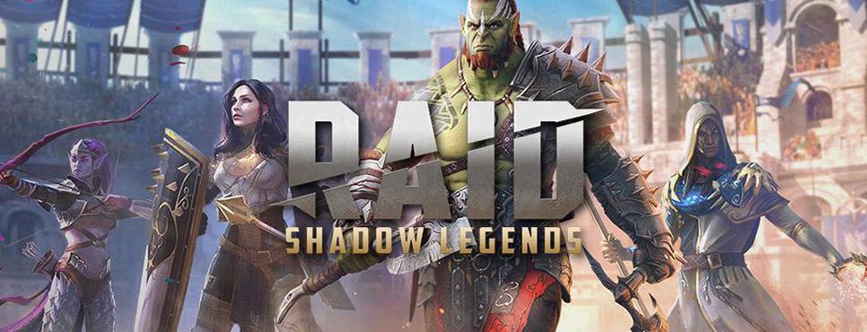 Comment construire un champion de Speed Boost dans Raid : Shadow Legends !