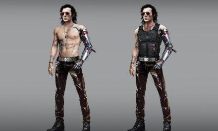 Le concept artistique de Johnny Silverhand pour le Cyberpunk 2077 révèle que le personnage était à l'origine très différent