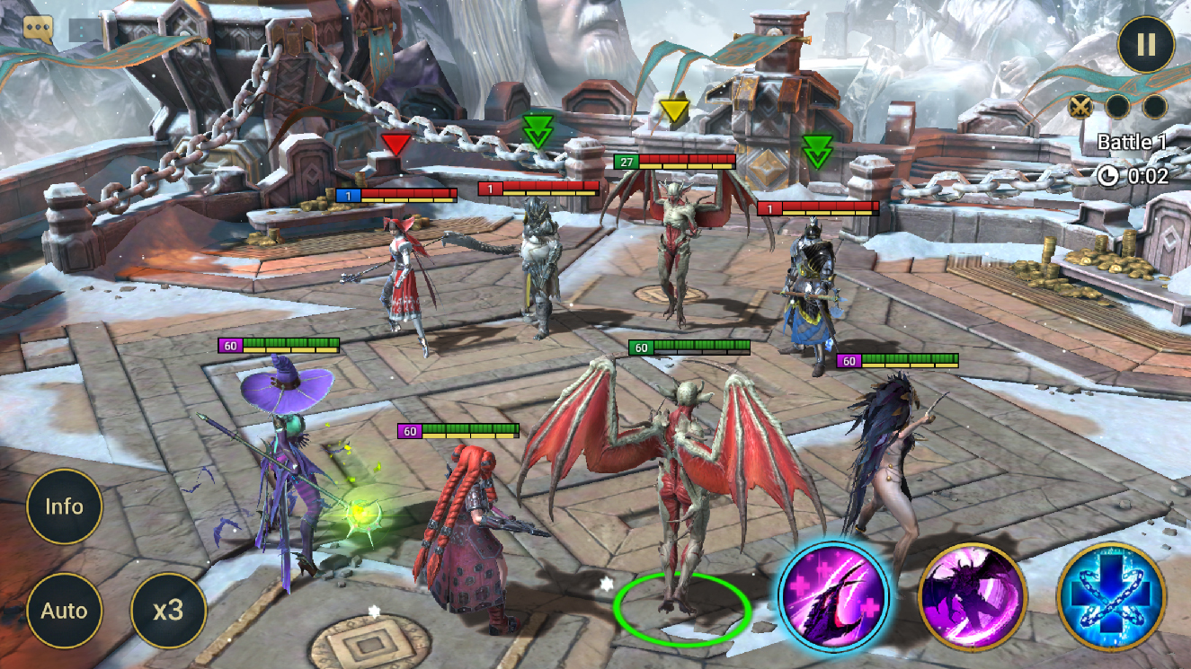 Raid Shadow Legends : Update 2.0 Patch Notes (29.05.20)