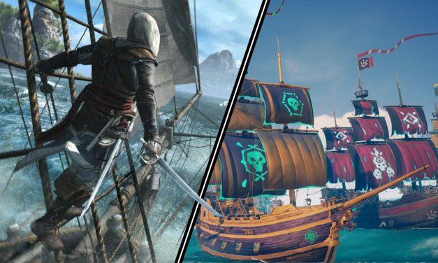 Les meilleurs chants de marins des jeux vidéo