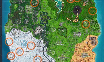 Où trouver l'avant-poste de l'expédition Fortnite ?