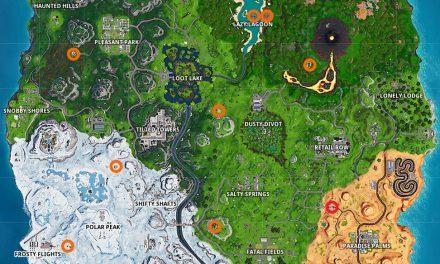 Fortnite Cannon Locations – où infliger des dégâts aux adversaires avec un Canon Pirate Cannon