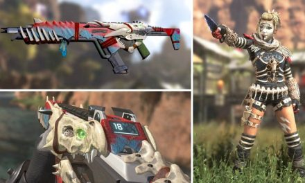 Apex Legends Mozambique buff « make it usable » with a hop-up, Respawn says