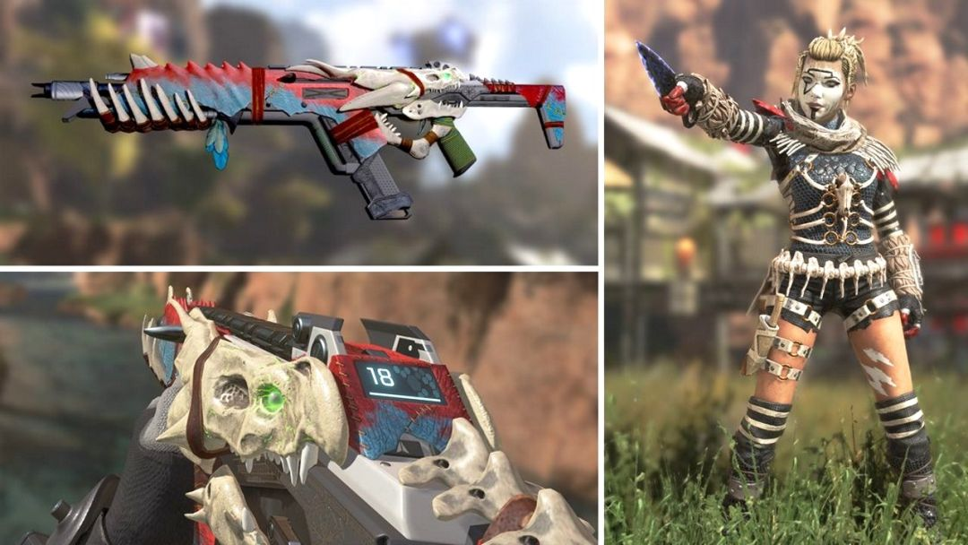 """Apex Legends Mozambique buff """"make it usable"""" with a hop-up, Respawn says"""