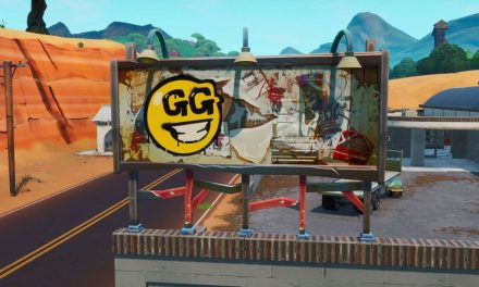 Fortnite graffiti a couvert des panneaux d'affichage : Où visiter les panneaux d'affichage couverts de graffitis en un seul match ?