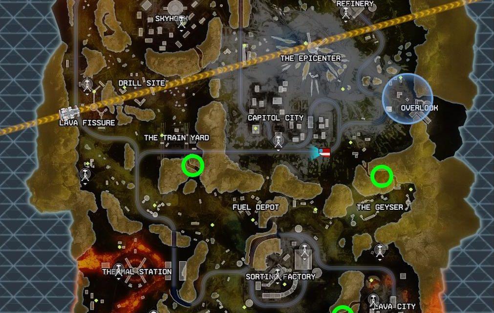 Les joueurs d'Apex Legends découvrent que vous pouvez voler dans les airs en utilisant Pathfinder et Crypto