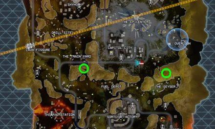 Un nouveau personnage d'Apex Legends se cache dans ces captures d'écran en coulisses