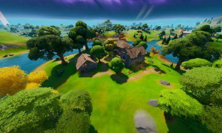 Fortnite Chapitre 2 carte : Tous les lieux d'intérêt de la nouvelle île