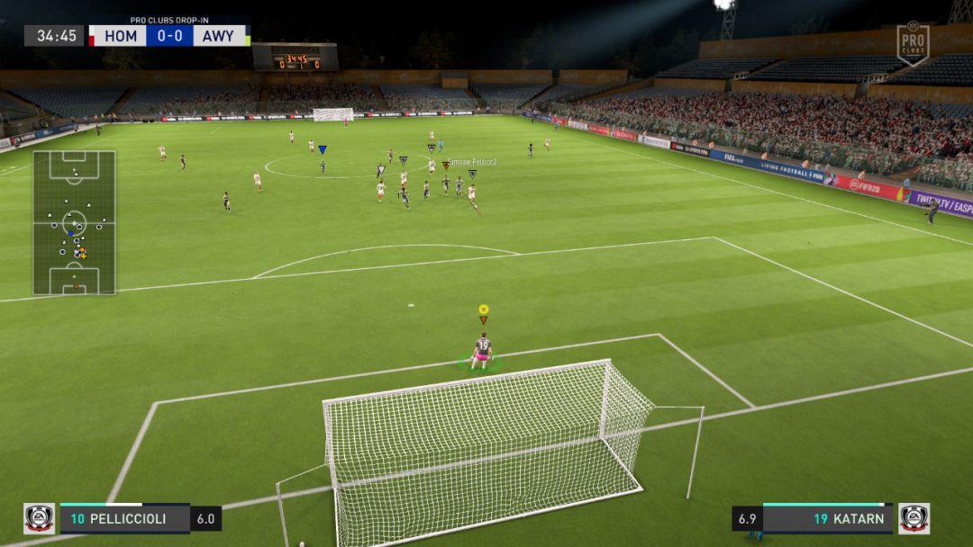 FIFA 20 Pro Clubs : comment maîtriser le jeu coopératif en ligne ?