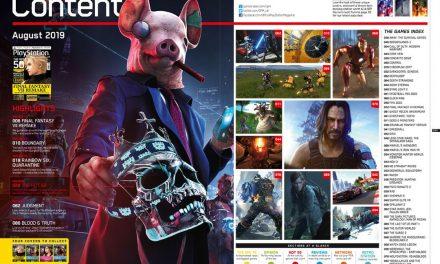 De Cyberpunk 2077 à Watch Dogs Legion, explorez les 50 jeux PS4 les plus chauds à l'horizon proche dans le magazine officiel PlayStation #164