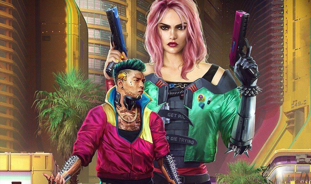 Avec Cyberpunk 2077, la CDPR veut que chaque quartier de Night City ait «sa propre atmosphère et sa propre vibration».