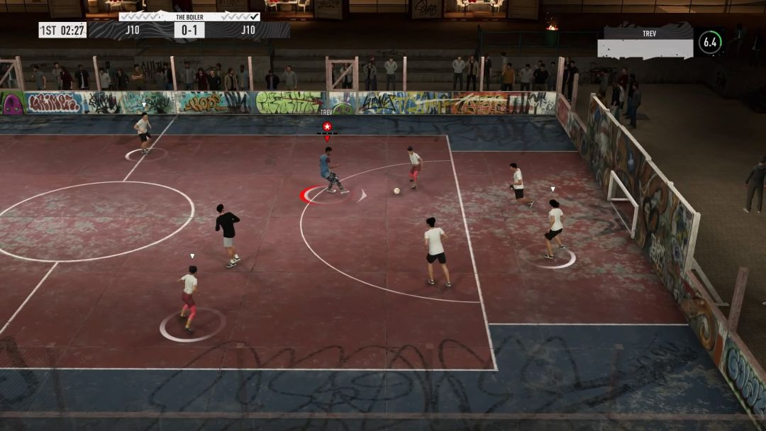 FIFA 20 Volta : Trucs et astuces pour vous aider à surpasser vos adversaires dans la rue