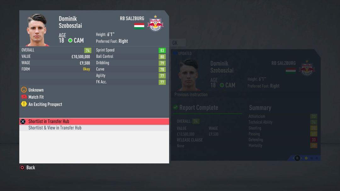 FIFA 20 Career Mode guide : choisissez la meilleure équipe et recherchez les meilleurs joueurs