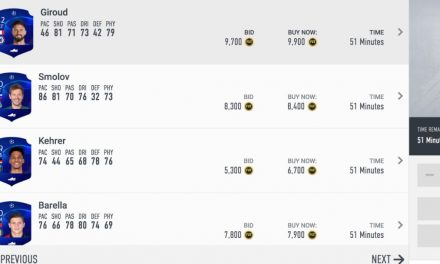 Cartes FIFA 20 UCL : quand et comment fonctionnent-elles ?