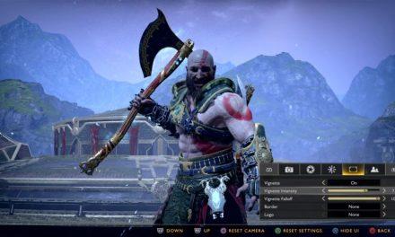 Comment faire des captures d'écran étonnantes en utilisant le mode photo dans God of War, Horizon Zero Dawn et d'autres jeux