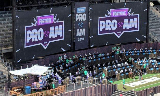 Ma participation au Tournoi Pro-Am de Fortnite m'a donné un aperçu de la prochaine étape de l'E3