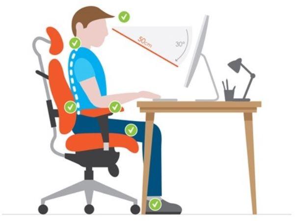 Quelle est la bonne posture pour jouer ?