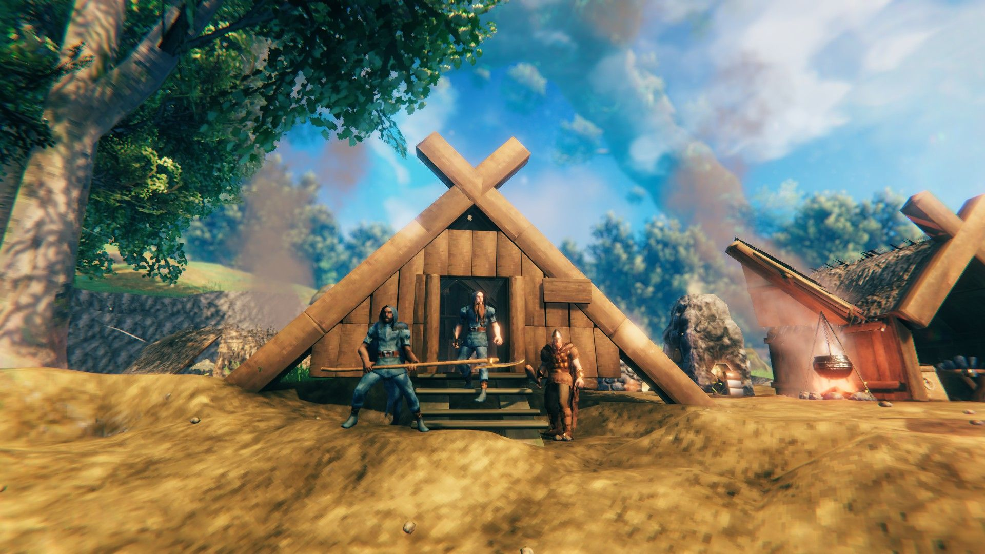 Valheim hits one million players after a week in early access