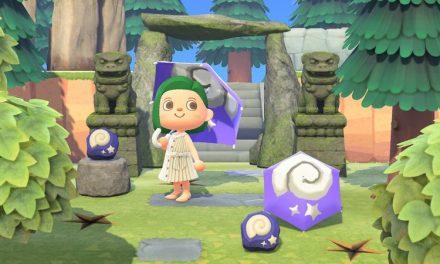 Animal Crossing : New Horizons étend ses options de conception personnalisée