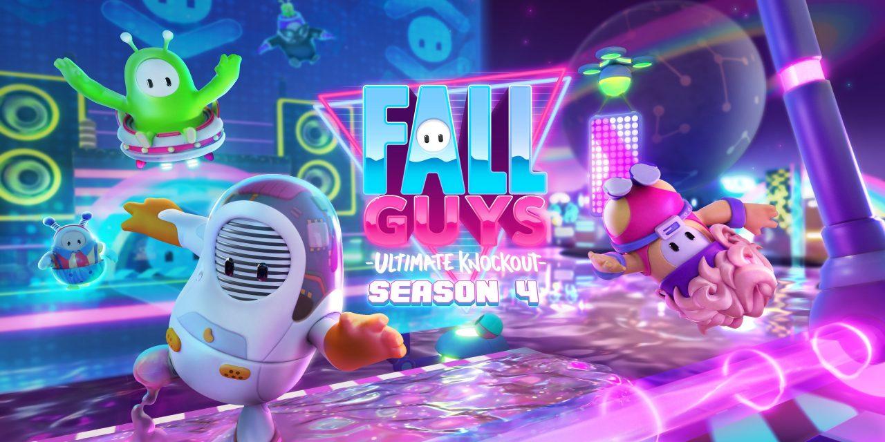 Fall Guys a un stream de charité de 24 heures avec des détails sur la saison 4.