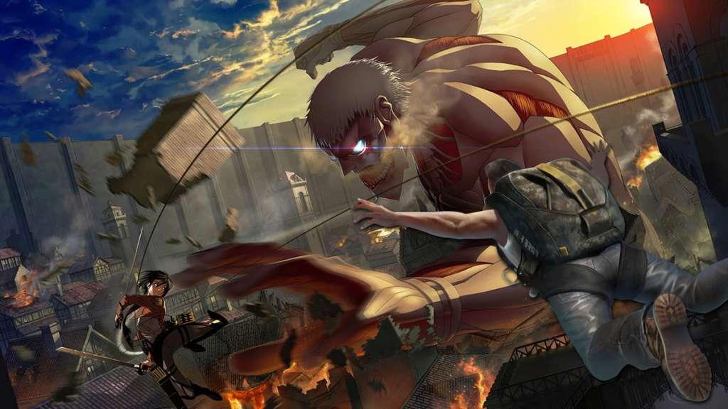 Combattez pour la liberté d'Humanité dans le nouvel événement Attack on Titan de Free Fire.