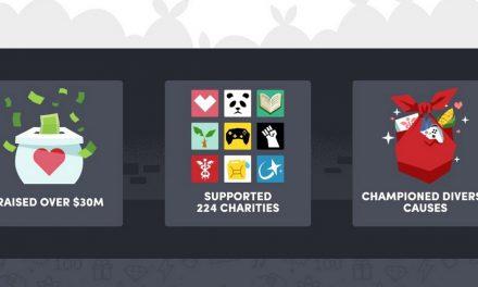 Humble Bundle a récolté plus de 30 millions de dollars pour des œuvres caritatives en 2020