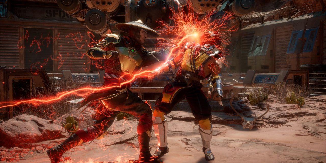La bande originale de Mortal Kombat 11 avec Will Roget, II sur GameTrax