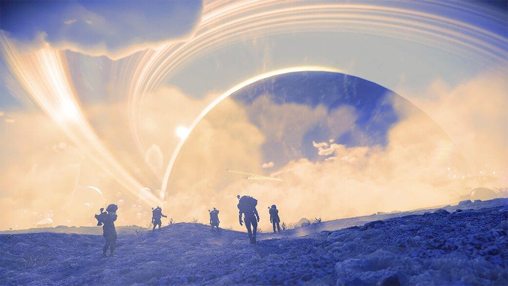 No Man's Sky entre dans un nouveau mode de mise à jour saisonnière avec Expeditions