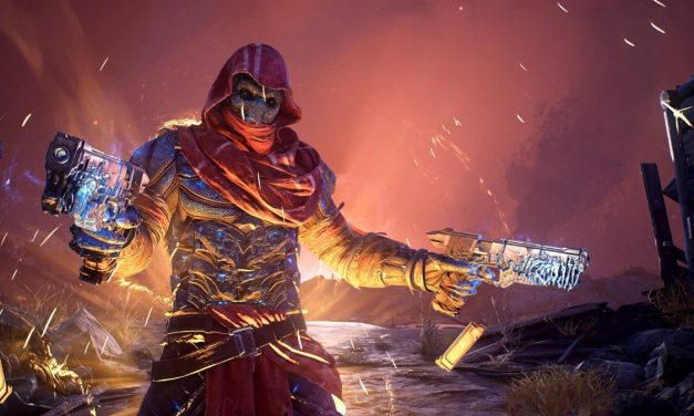 Outriders arrive sur Xbox Game Pass le premier jour.