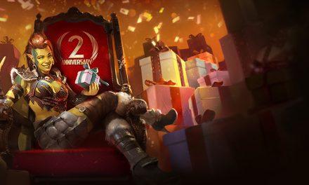 Raid Shadow Legends : Célébration du 2ème anniversaire