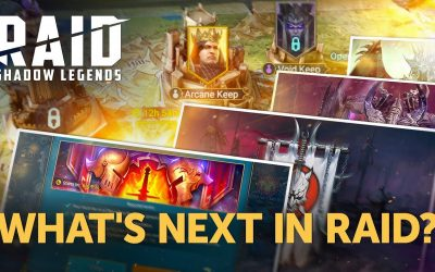 RAID Shadow Legends – What's Next in Raid? Episode 2