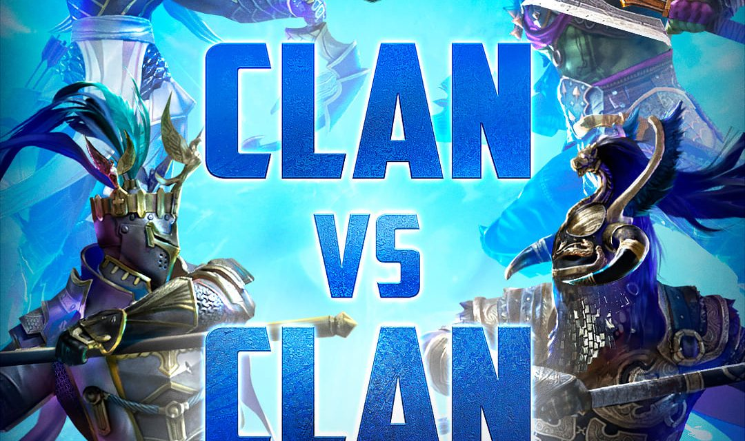 Raid Shadow Legends : Le premier tournoi Clan VS Clan commence bientôt !