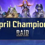 Raid Shadow Legends : Nouveaux champions du 12 Avril 2021 !