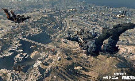 Changements apportés à la carte de Call of Duty : Warzone – Verdansk '84
