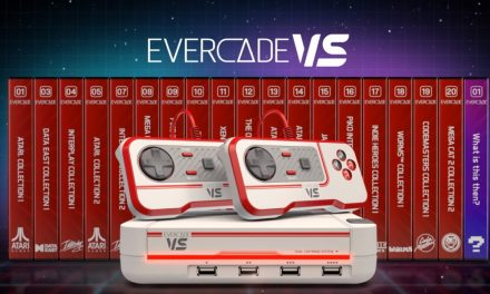 Evercade VS est la toute dernière console rétro-nostalgie