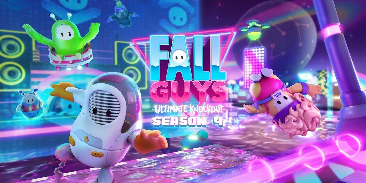 La saison 4 de Fall Guys est la meilleure que le jeu ait jamais été.