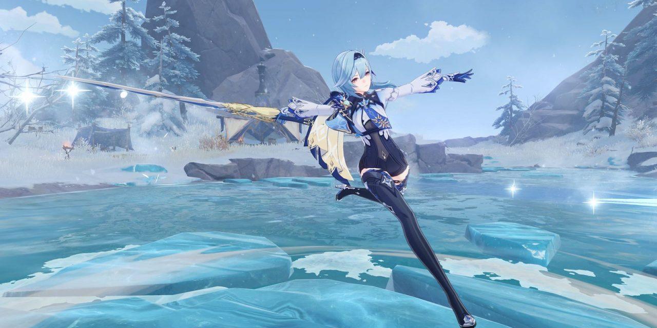 Genshin Impact 1.5 : construction de bases, nouveaux personnages, boss et version PS5