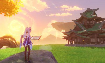 Guide d'aménagement des royaumes de l'impact de Genshin : la maison flottante, le pic d'émeraude et l'île fraîche.