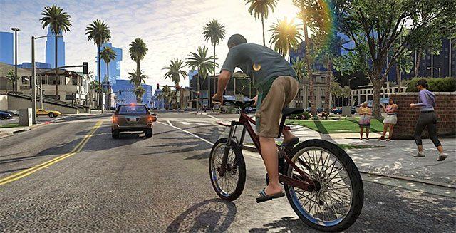 GTA 5 : Grand Theft Auto V