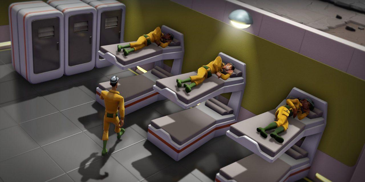 Le plafond maximum de minions dans Evil Genius 2