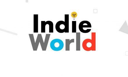 Regardez la présentation du Nintendo Switch Indie World d'aujourd'hui ici.